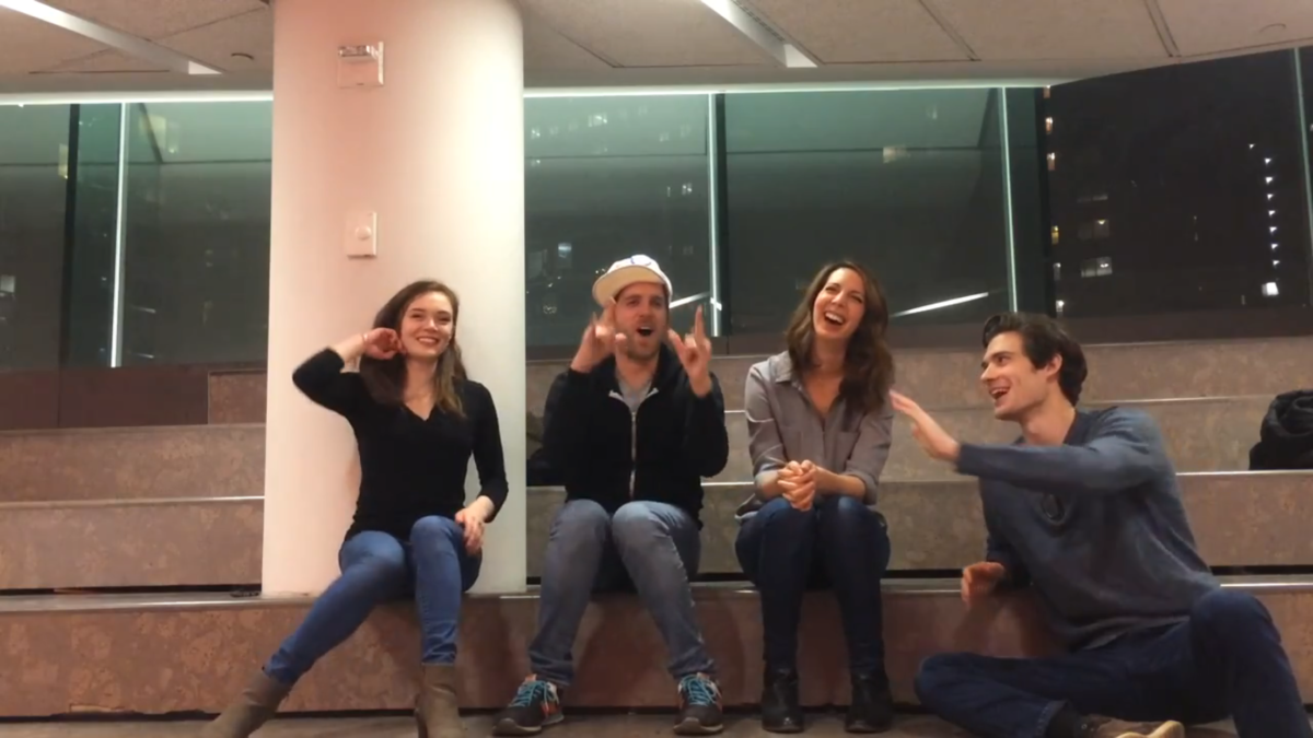 VIDEO: Interview with Creators of the Film Festival at Juilliard