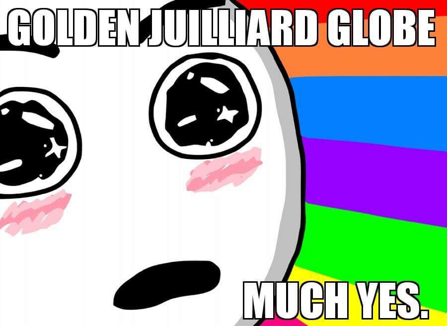 Juilliard alums represent at Golden Globes