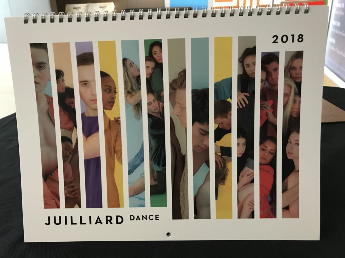 Senior Production Calendar PRE SALE
