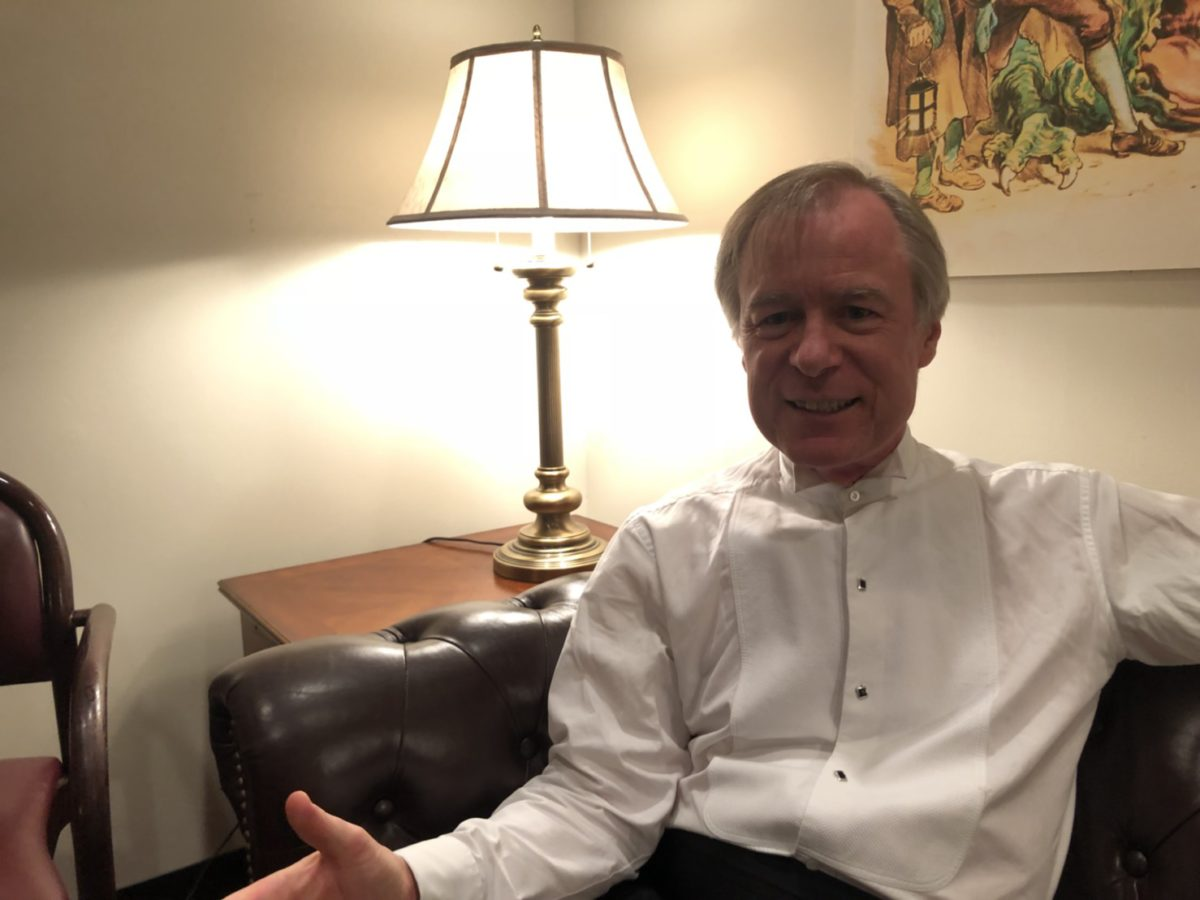 An Interview with Maestro David Robertson